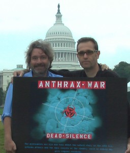 Anthrax back on the hill
